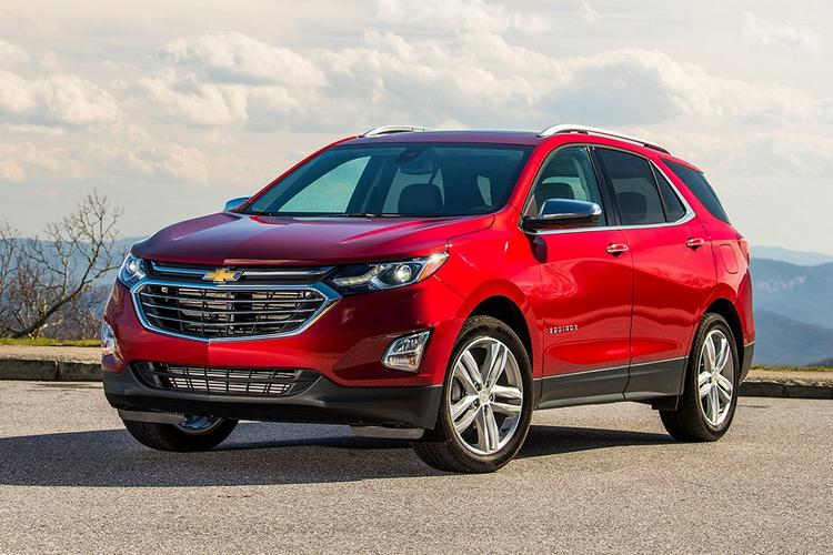 New Chevrolet Equinox 2021