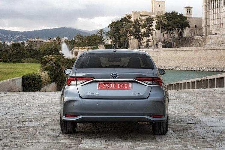 New Toyota Corolla 2021