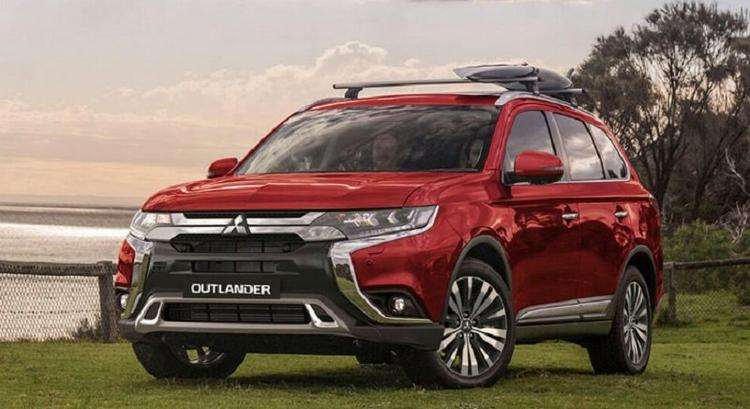 New Mitsubishi Outlander 2021 Price Photos Consumption