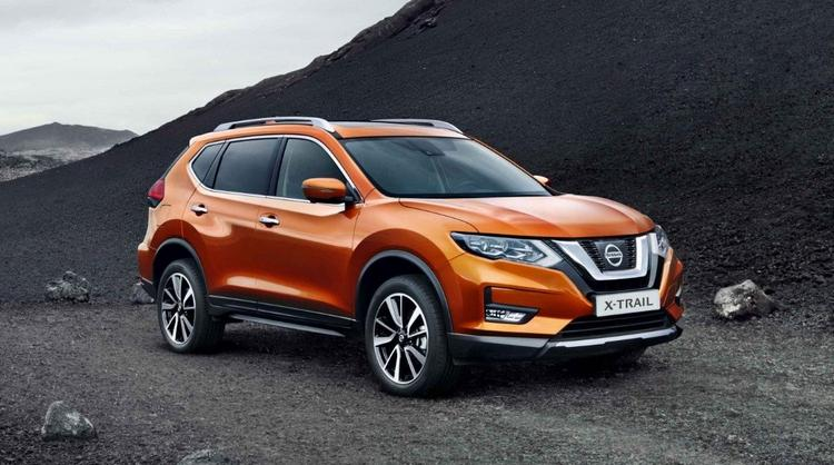 New Nissan X-Trail 2021