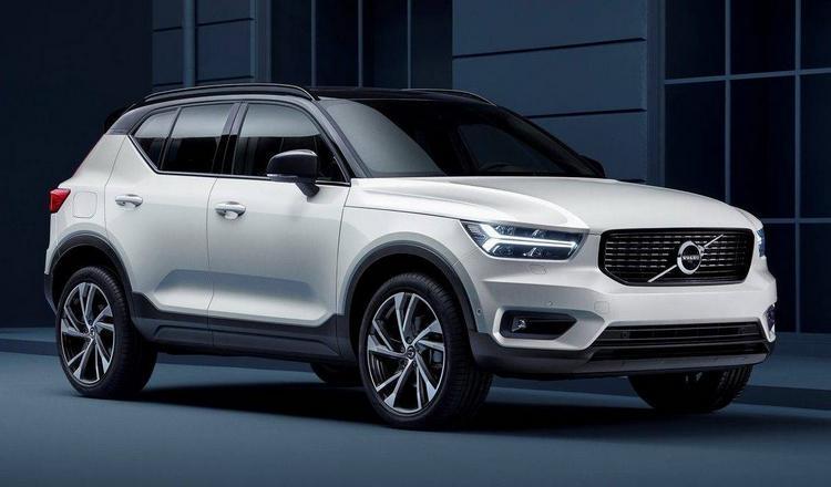New Volvo XC40 2021