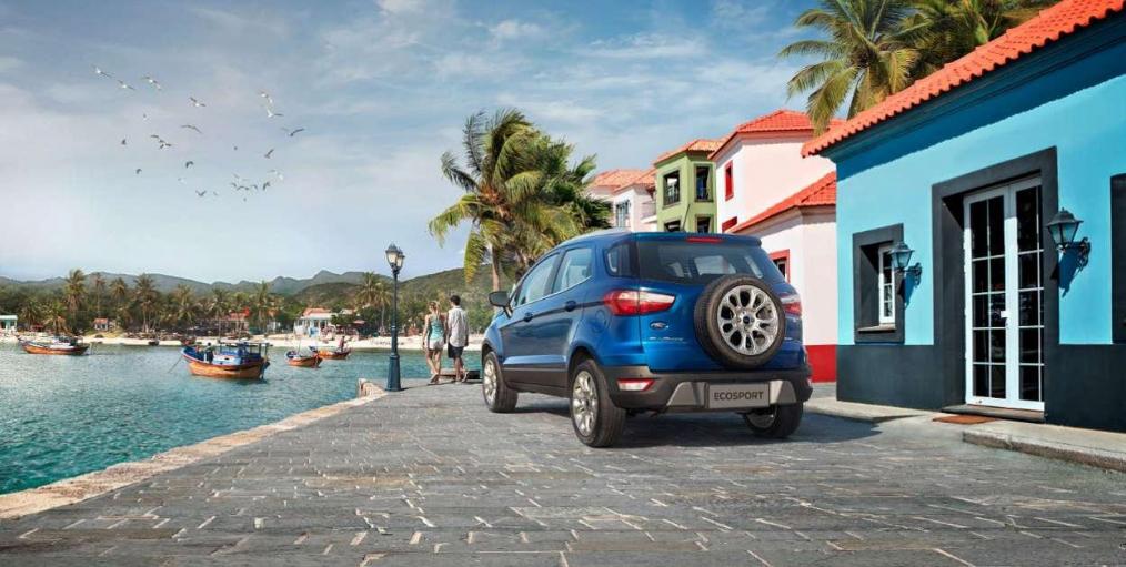 New Ford Ecosport Titanium 2021