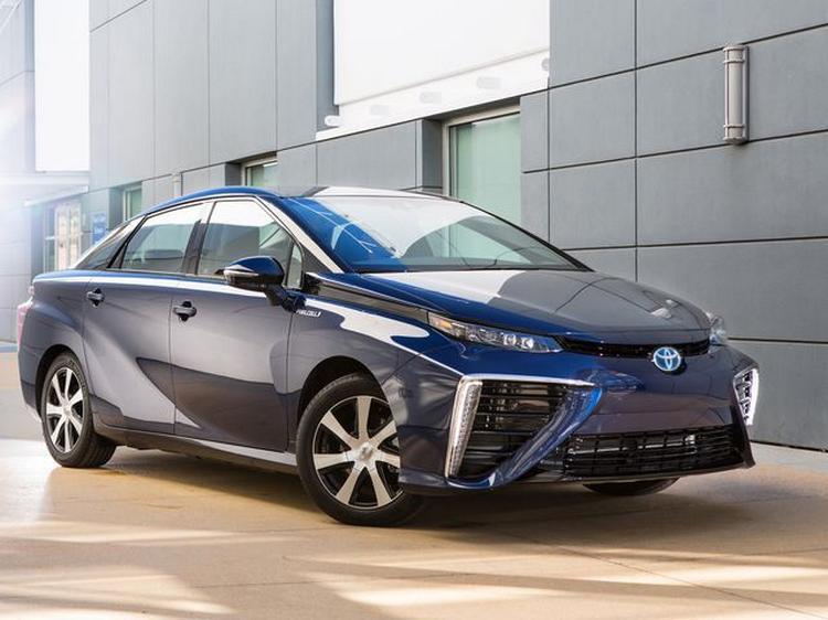 New Toyota Mirai 2021
