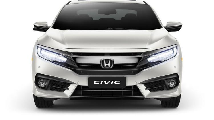 New Honda Civic 2021