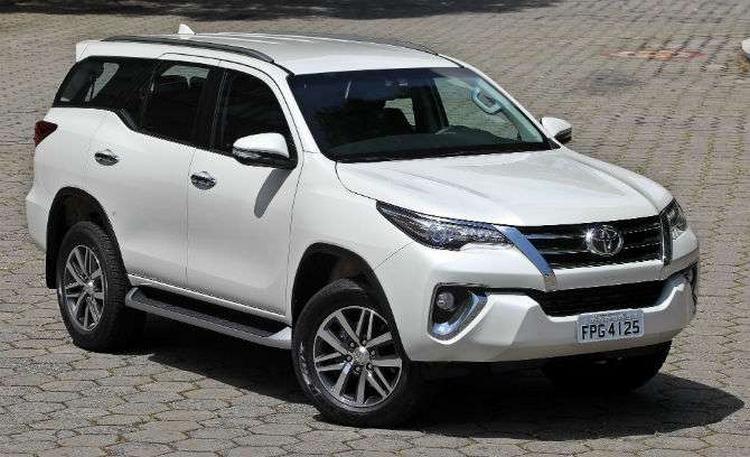New Toyota SW4 2021