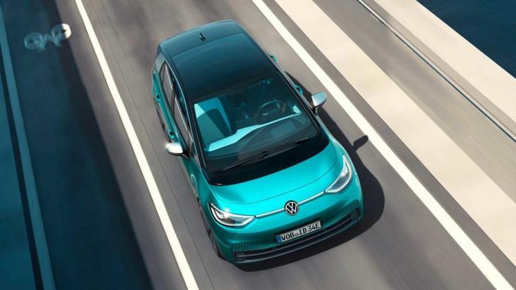 New Volkswagen ID.3 2021