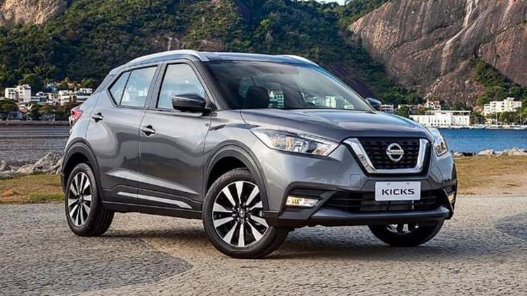 New Nissan Kicks 2021