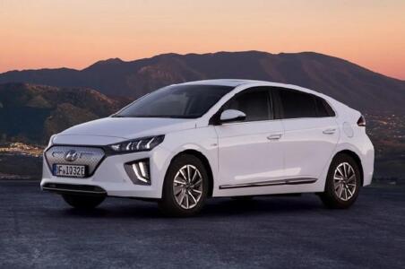 2021 hyundai ioniq electric prices photos specs design