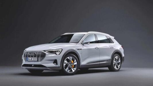 2021 Audi e-tron 50 quattro BEV