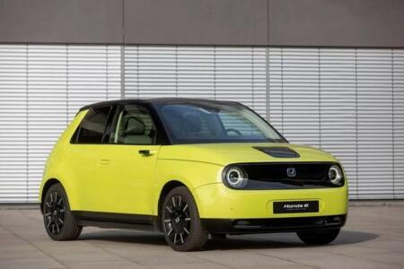 2021 Honda e BEV