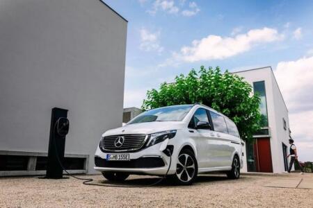 2021 Mercedes-Benz EQV