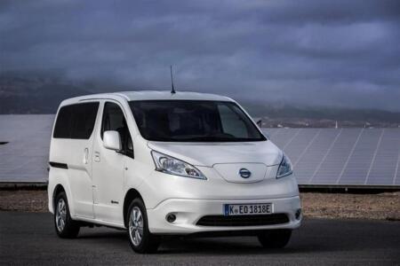 2021 Nissan e-NV200