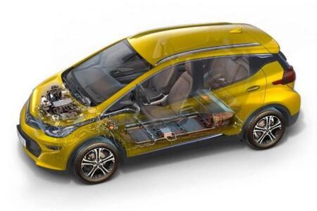 2021 Opel Ampera-e