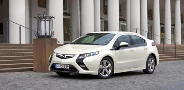 2021 Opel Ampera
