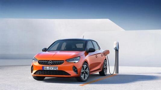 2021 Opel Corsa-e: