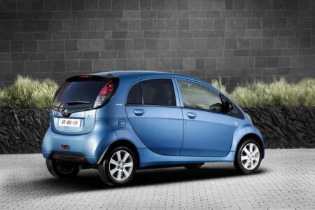 2021 Peugeot iOn