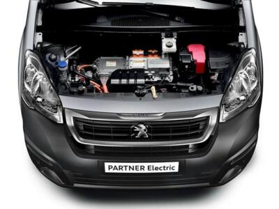 2021 Peugeot Partner Electric