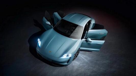 2021 Porsche Taycan 4S BEV