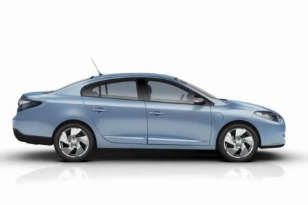 2021 Renault Fluence Z.E BEV