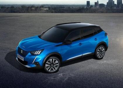 2021 Peugeot BEV-2008