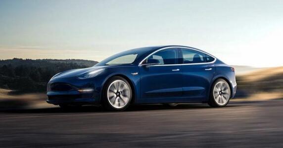 2021 Tesla Model 3 BEV