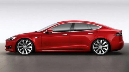 2021 Tesla Model S BEV