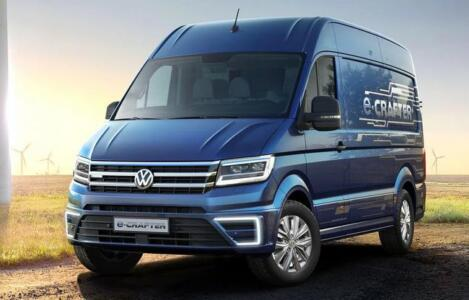 2021 volkswagen ecrafter bev prices photos design