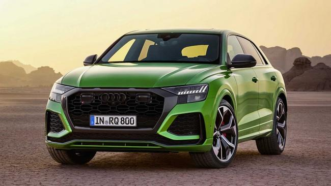 new audi q8 2021 price consumption photos