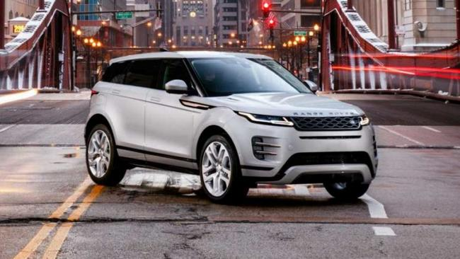 2021 Range Rover Evoque Review and Release date