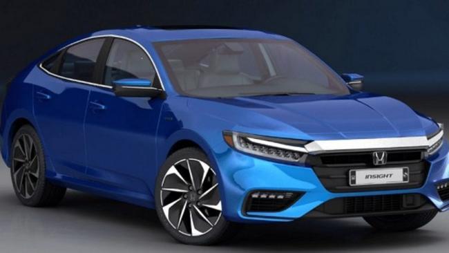 2021 Honda Civic Hybrid Performance