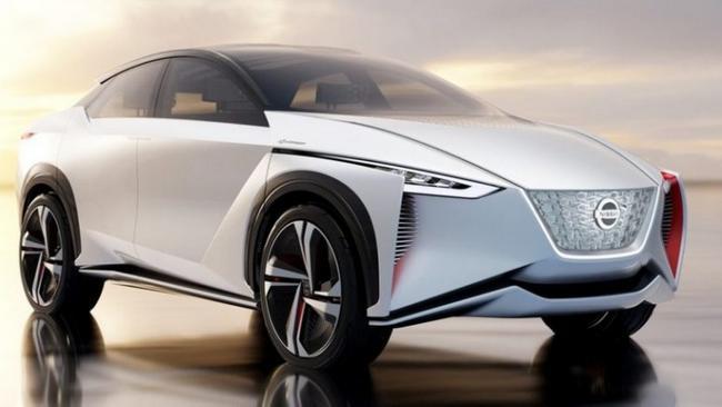 2021 Nissan Leaf Range Picture