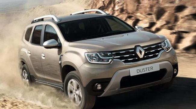 New Renault Duster 2021  Photos  Price  Engine And Consumption