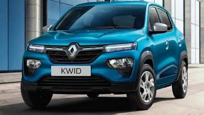 2021 Renault Kwid Rumors