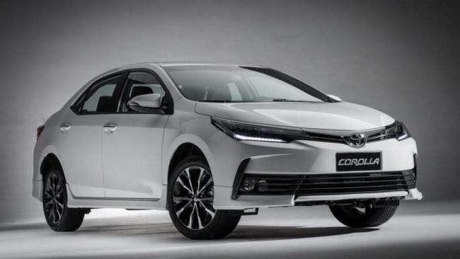 2021 Toyota Altis Concept and Review