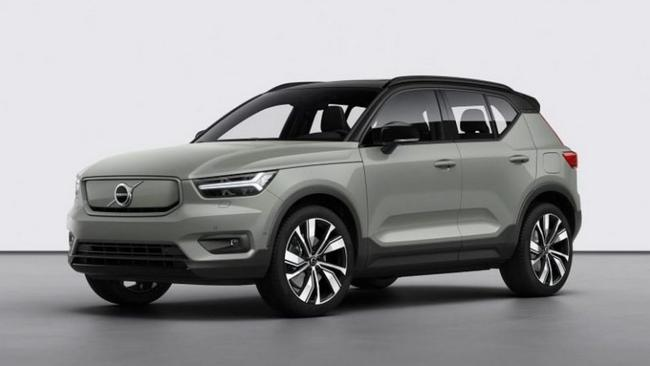 Redesign and Review 2021 Volvo Xc40 Hybrid