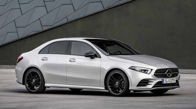 Mercedes-Benz class A Sedan 2021: price, consumption ...